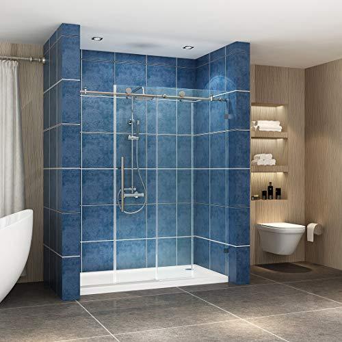 Product Image of the Sunny Shower Frameless Sliding Door