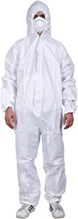 Best disposable coverall white Reviews