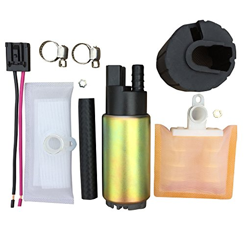 Nileux N3820 Electric Intank Fuel Pump with Necessary Installation Kit