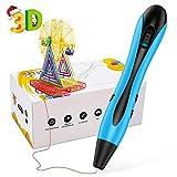 EUTOYZ Spielzeug Junge 8 9 10 11 12 Jahre Jungen Geschenk,3D Stifte mit LCD Anzeige für Kinder...