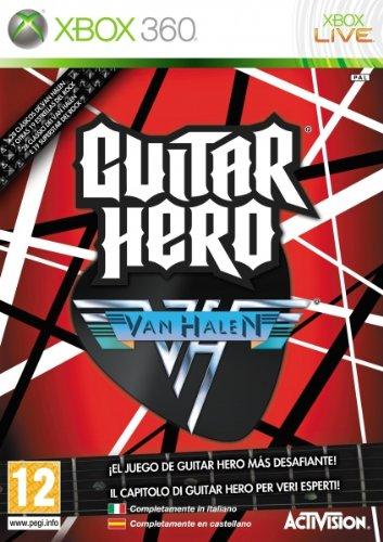 Guitar Hero Van Halen [Importación italiana]