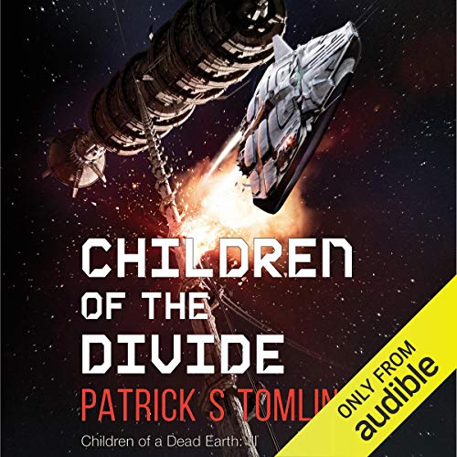 Couverture de Children of the Divide