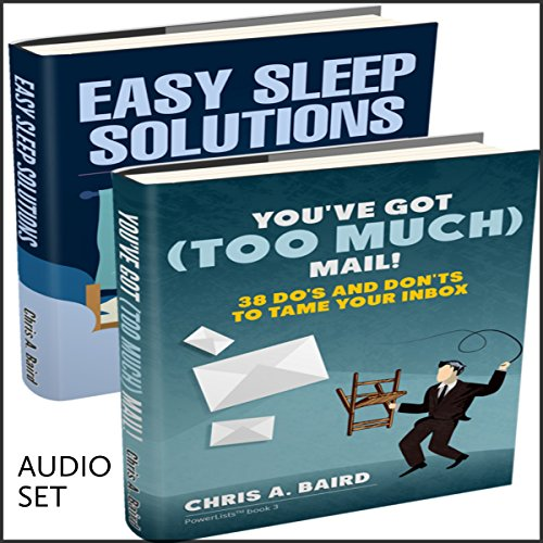 Self Management: 2 Manuscripts audiobook cover art