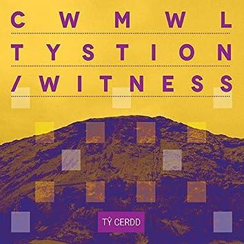 Cwmwl Tystion