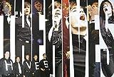 Hives Poster Black & White Album LIVE Collage