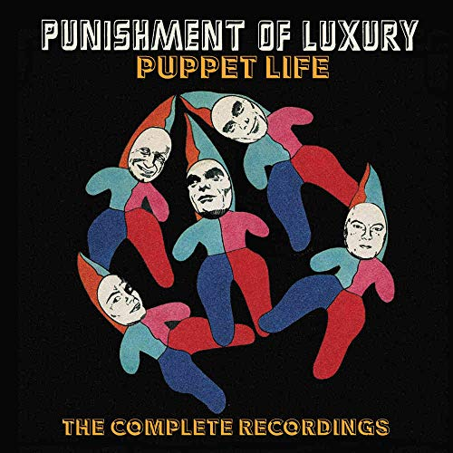 Puppet Life-the Complete Recordings (5cd Boxset)