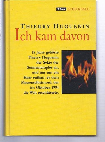 Ich Kam Davon (Hardcover)