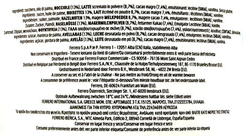 XXL Nutella Eimer 3kg