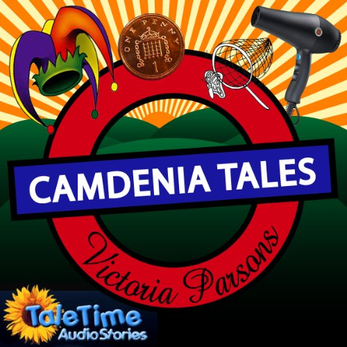 The Camdenia Tales audiobook cover art