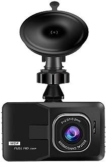 YusellYu_Mädchen Strampler Jumpsuit Yusell HD 1080P Auto DVR Fahrzeug Kamera Video Recorder Dash Cam Nachtsicht 3,0 Zoll