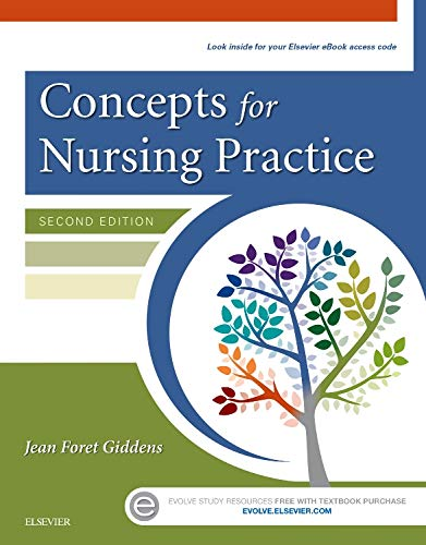 Concepts for Nursing Practice (with eBook Access on VitalSource), 2e