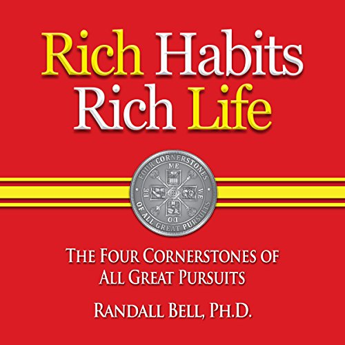 Rich Habits Rich Life audiobook cover art