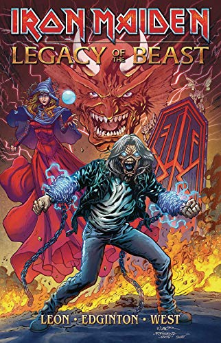 Iron Maiden Legacy of the Beast Volume 1