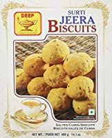 Surti Jeera Biscuit 14.1oz [並行輸入品]
