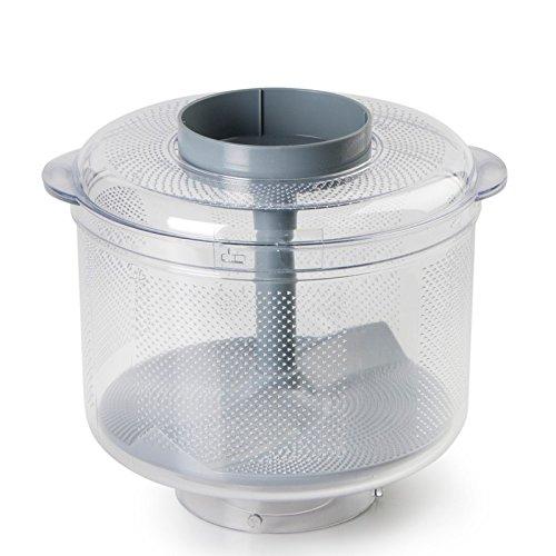 Kartoffelschäler- Aufsatz für Küchenmaschine Domo DO9072KR