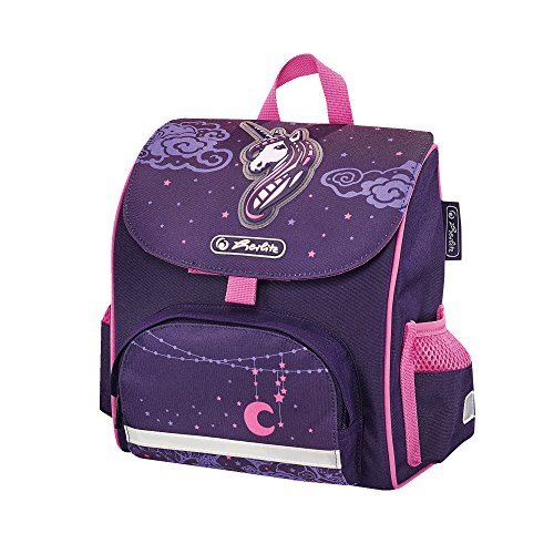 Herlitz 50014071 Mini Soft Bag Unicorn Night, 1 Stück