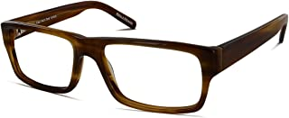 Benji Frank Mckinley 53mm Vintage Classic Retro Prescription Designer Eyeglasses Square