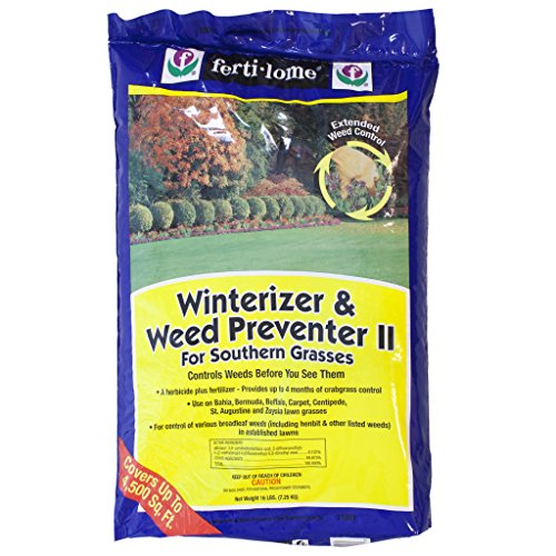 Ferti-Lome Winterizer and Weed Preventer II For Southern Grasses VPG Weed & Feed