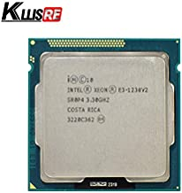 MAO YEYE Intel Xeon E3 1230 V2 3.3GHz SR0P4 8M Quad Core LGA 1155 CPU E3-1230 V2 Processor CPU