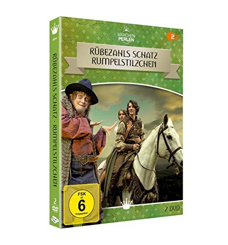 Märchenperlen - Rübezahls Schatz / Rumpelstilzchen [2 DVDs]
