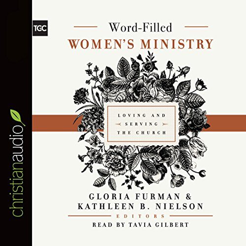 Word-Filled Women's Ministry audiobook cover art