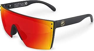 Heat Wave Visual Lazer Face Polarized Sunglasses