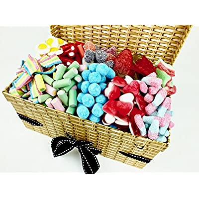 huge 1.5kg pick and mix sweets luxury sweet hamper - 1.5kg of all your favourites from truly sumptuous sweets Huge 1.5kg Best Value Pick and Mix Sweets Luxury Sweet Hamper – 1.5kg of All Your Favourites from Truly Sumptuous Sweets 51sV5qzqWQL