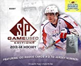 Upper Deck 2013/14 SP Game Used Hockey Hobby Box NHL -