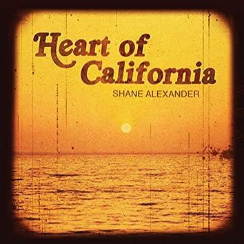 Heart of California - Single