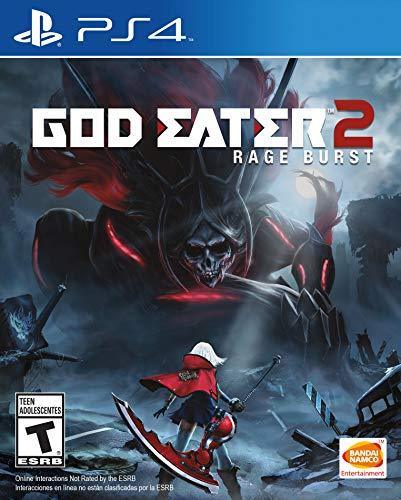 God Eater 2: Rage Burst - PlayStation 4 Standard Edition