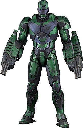 Hot Toys- Iron Man 3 Mark XXVI Gamma Figurine, 4897011178363