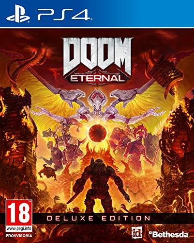 Doom Eternal - Deluxe - PlayStation 4 [Importación italiana]