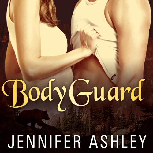 Bodyguard audiobook cover art