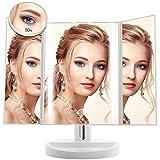 Led Lighted Makeup Mirror - Terresa Newest Vanity Mirror with...
