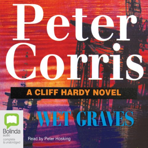 Wet Graves audiobook cover art
