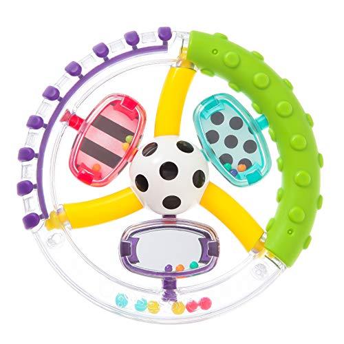 Sassy Wonder Wheel Anneau Hochet
