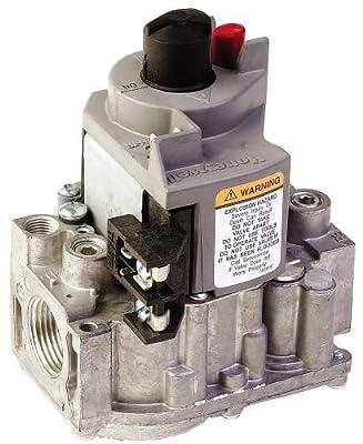 "Universal Standing Pilot Gas Control Valve, 3.5"" x 7"" x 5.25"" by Honeywell"