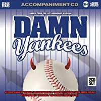 Sing The Broadway Musical Damn Yankees (2-Disc Karaoke CDG) (2008-01-08)