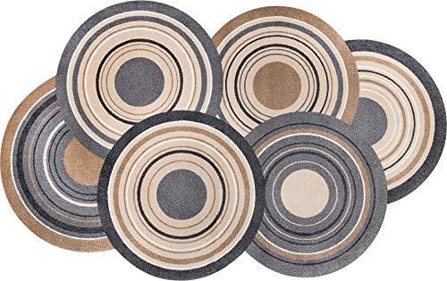 Teppich 9 mm Gesamthöhe
