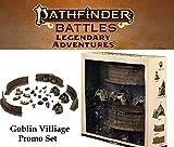WizKids Pathfinder Battles: Legendary Adventures Goblin Village Premium Set