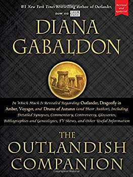 Hardcover The Outlandish Companion Book
