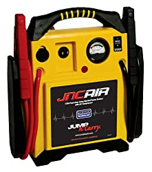 Clore Automotive JNCAIR Jump Starter with Air Compressor