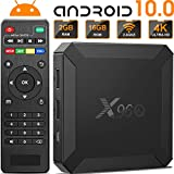 Android TV Box 10.0, X96Q Android TV Box Allwinner H313 Chip, 2GB DDR3