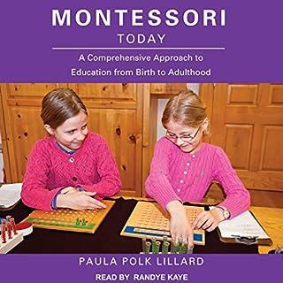 Montessori Today audiobook cover art