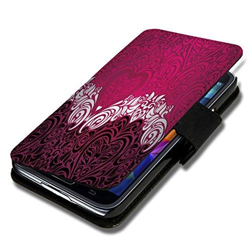 sw-mobile-shop Book Style Flip Handy Tasche Case Schutz Hülle Schale Motiv Foto Etui für Wiko Highway Signs - A48 Design10