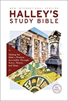 Halley's Study Bible: New International Version: Making the Bible's Wisdom Accessible Through Notes, Photos, and Maps: Comfort Print