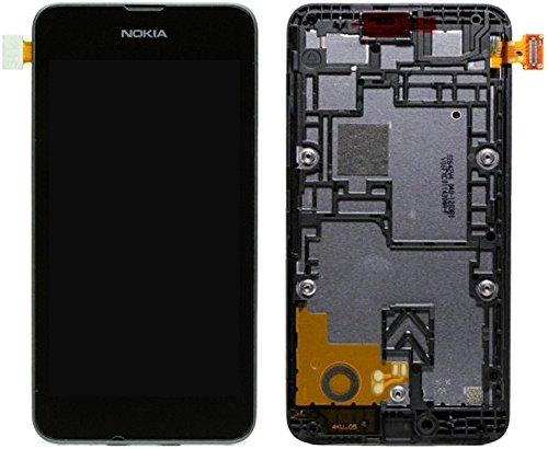 Nokia Lumia 530 original Komplett Display LCD inklusive Touchscreen