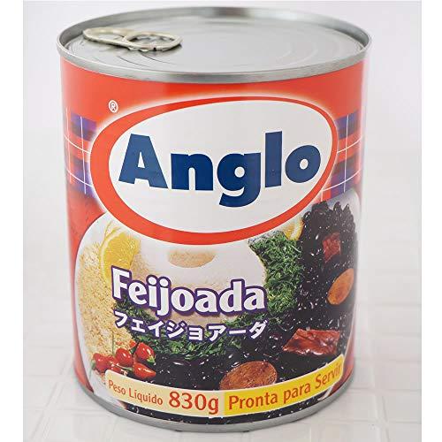 フェイジョアーダ 豚肉入り 缶詰/830g Anglo Feijoada フェジョアーダ