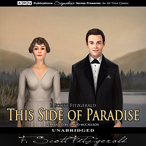 This Side of Paradise audiobook cover art