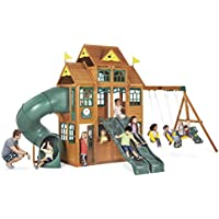 KidKraft Falcon Ridge Swing Set
